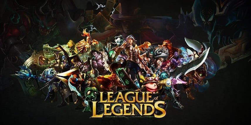 League of Legends är ett av de största spelen i världen.