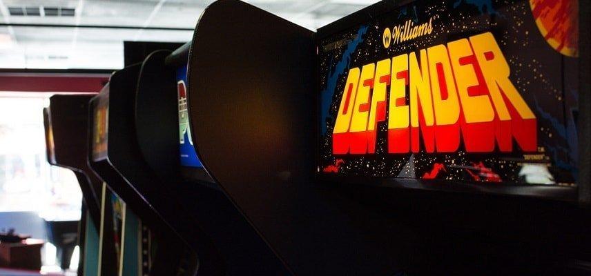 Defender var ett av Williams mest populära spel
