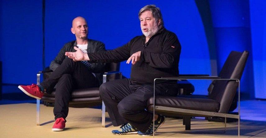Steve Wozniak berättar om hans upplevelser