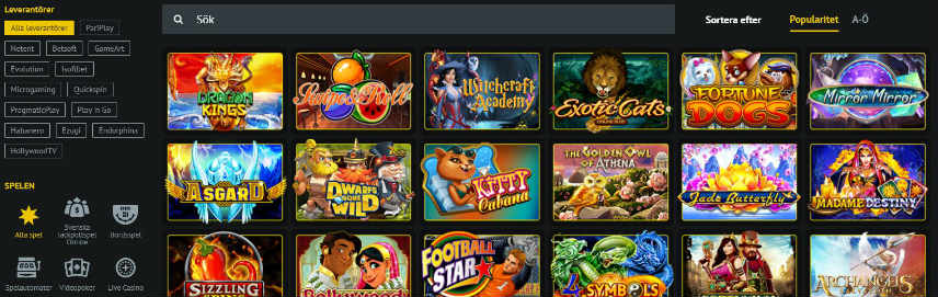 casinospel onlineslots