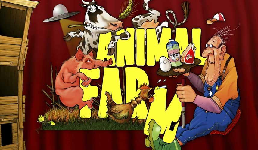 Animal farm låter dig ta hand om djur och vinna pengar samtidigt