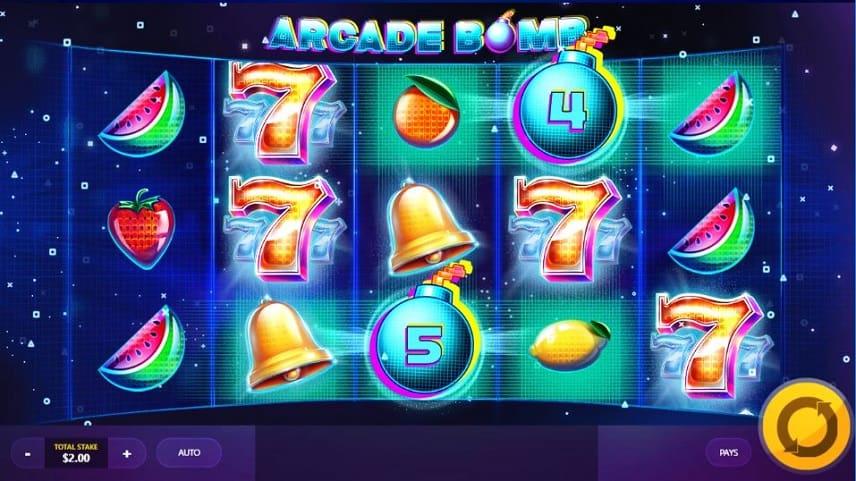 Arcade Bombs bomber lägger fram nya symboler