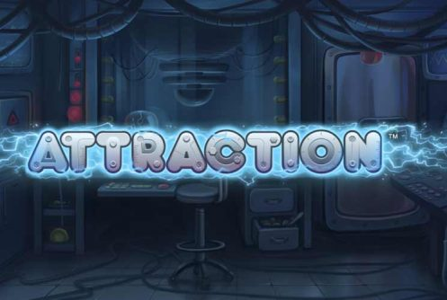 Attraction slot spelautomat