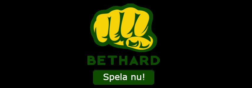 Pröva på Bethard och dra nytta av deras bonus