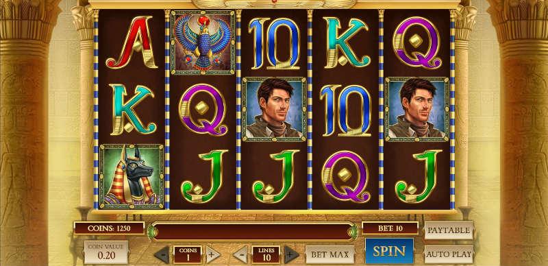 casino spelautomat