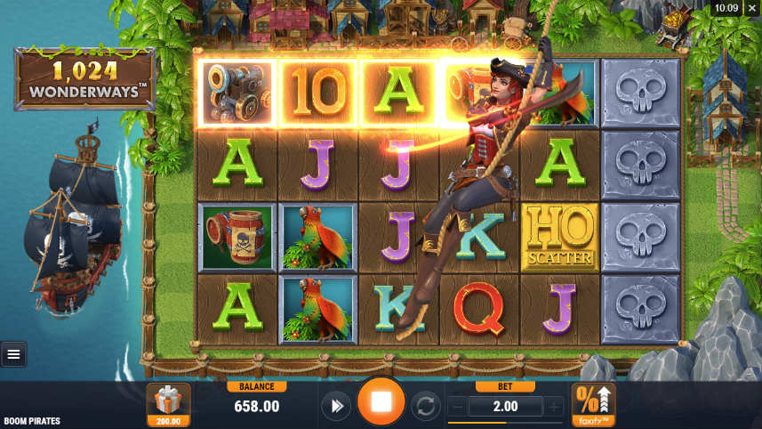 casinospel i form av online slot
