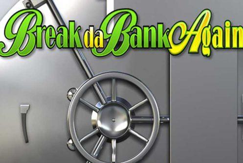 Slot spelet Break da Bank - Spela online Gratis & Riktigt
