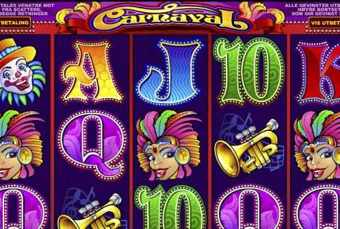 Carnaval slots - Spela Microgaming slots gratis på nätet