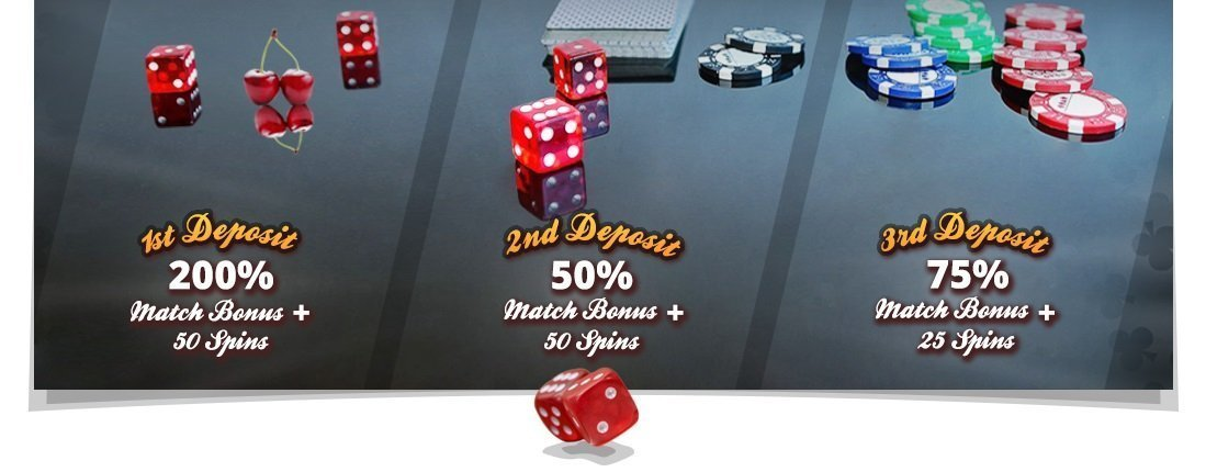 Casimba Casino - Welcome Bonus Offer