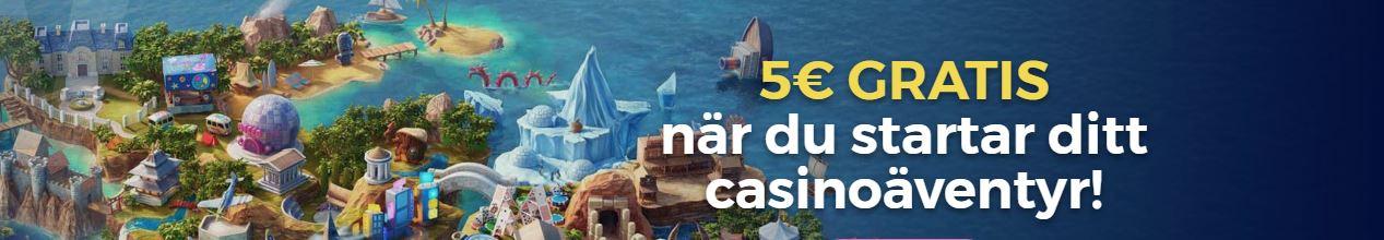 Casino Heroes - Welcome Bonus Offer