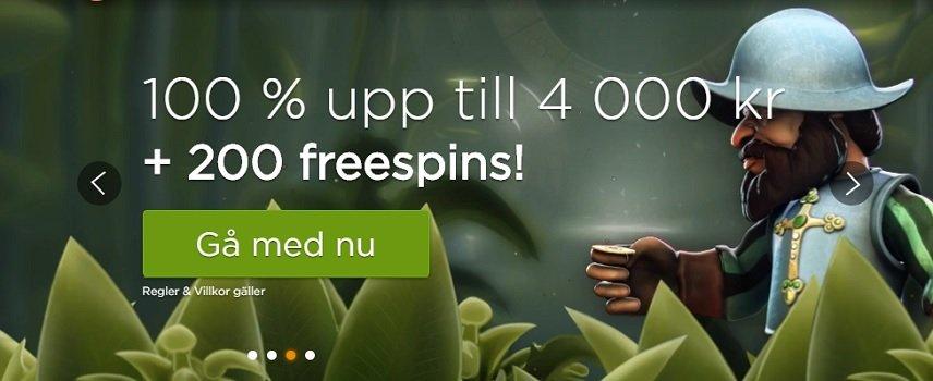 Casino.com erbjuder trevliga bonusar
