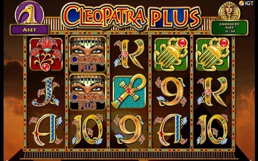 Cleopatra Plus är inte det snyggaste spelet, men kanske det mest givande