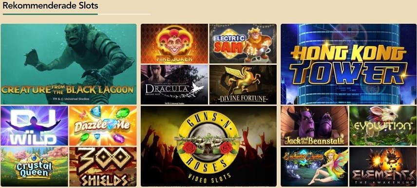 Codeta har spel från flera av de bästa utvecklarna