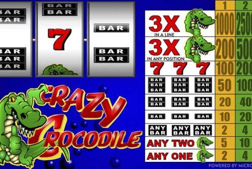 Crazy Chameleons slot - Gratis demospel på nätet