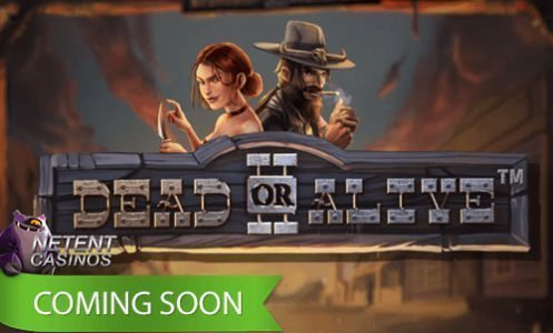 Dead or Alive casino slot