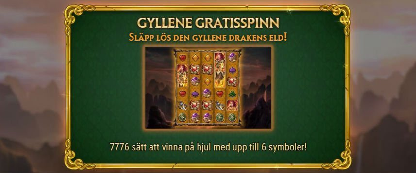 Dragon maiden slot gratisspel