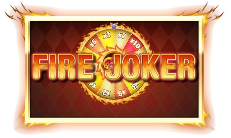 Casino slot Fire Joker