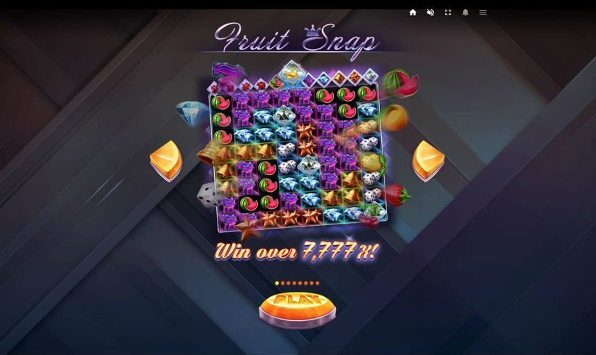 Casino spelet Fruit Snap