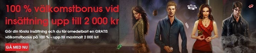 Bonus hos Casino GB