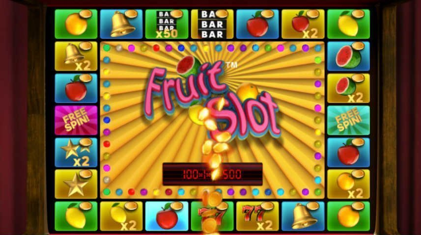 Fruit slot casino spel