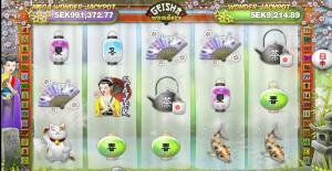 Geisha Wonders Gabriel