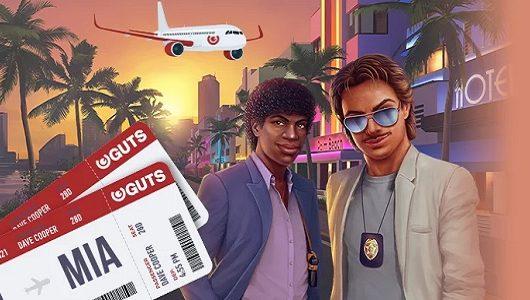 Guts låter er tävla om en resa till solens Miami