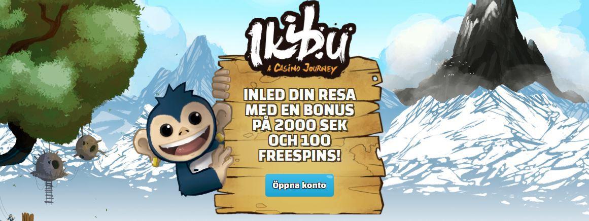 Ikibu erbjuder en stabil välkomstbonus för nya spelare