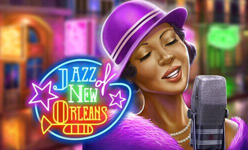 Jazz of New Orleans är inspirerat av klassiskt spel