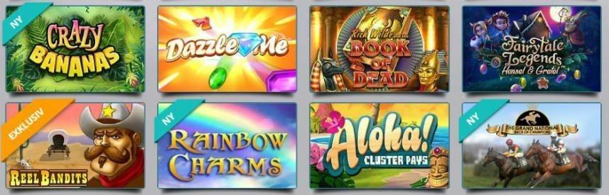 Karamba casino spel
