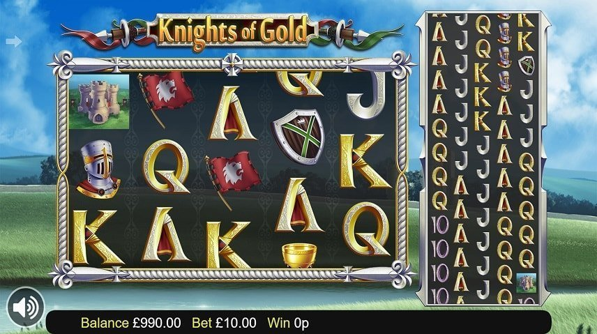 Knights of Gold spel