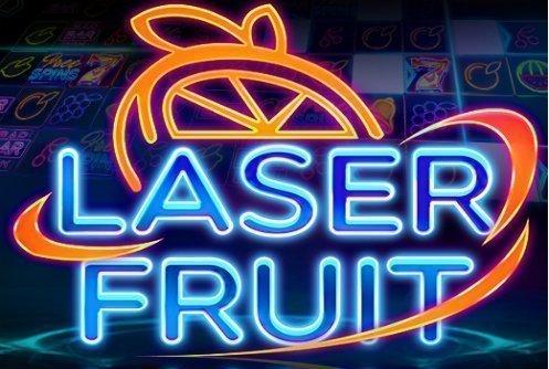 Laser fruit logo