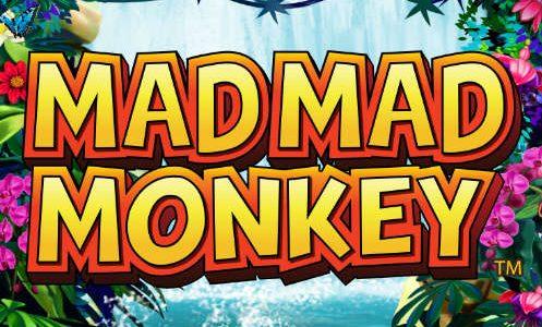 Mad Mad Monkey logo
