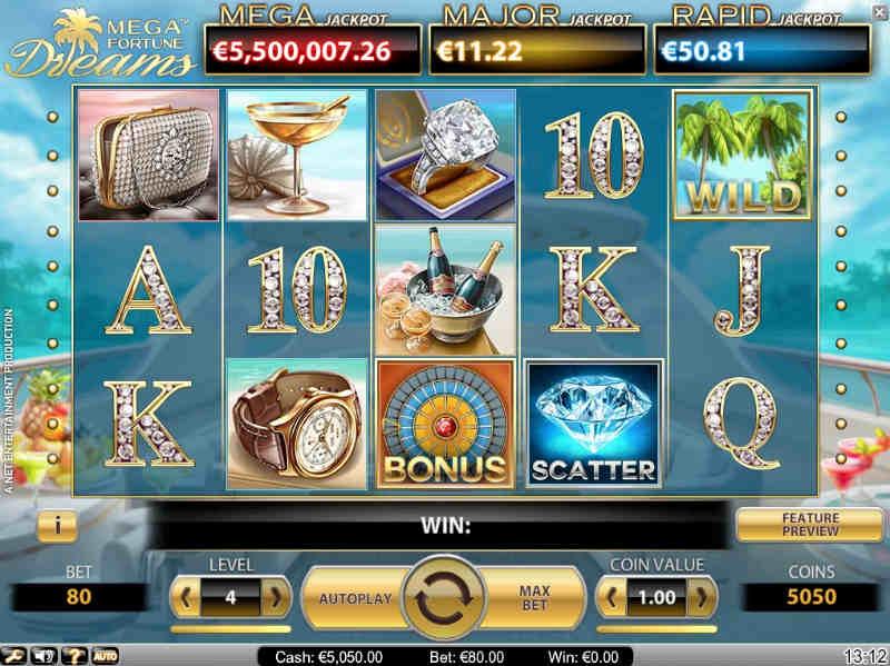 Spelautomat progressiv jackpot