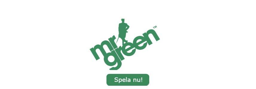 Spela nu hos Mr Green