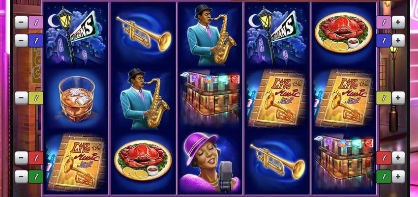Klassiskt slotspel om jazzens stad