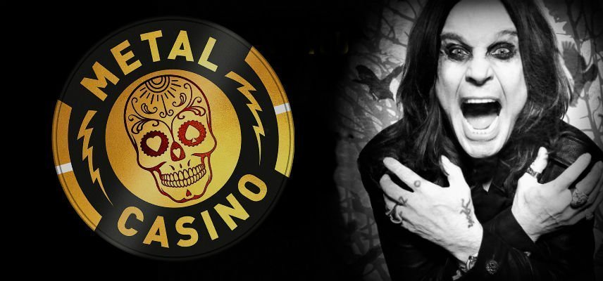 Metal Casino samarbetar med legendaren Ozzy Osbourne