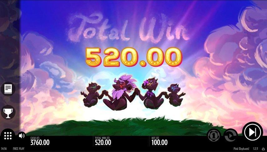 Bonusarna i Pink Elephants är riktigt bra