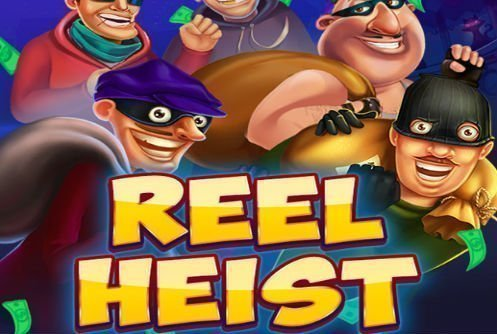 Reel Heist logo