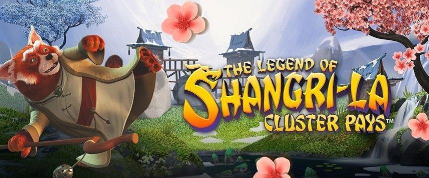 Shangr-La är ett av de nya spelen hos Svedala Casino
