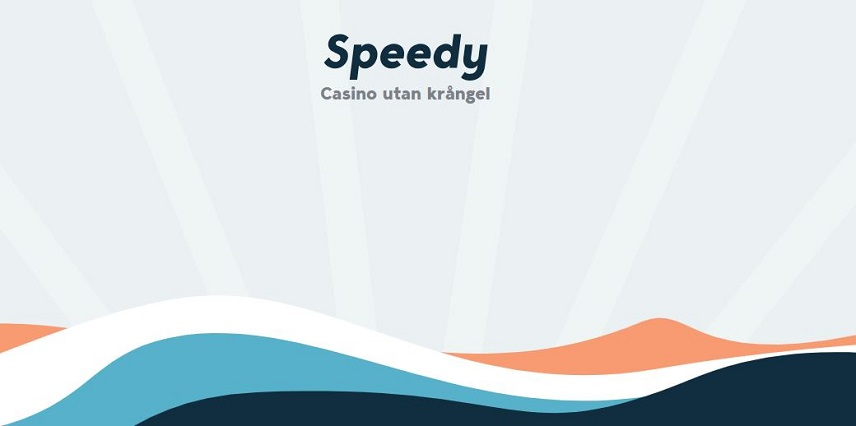 Spela snabbt hos Speedy Casino