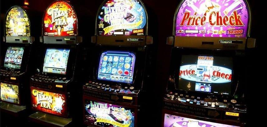 Spelautomater har en självklar plats