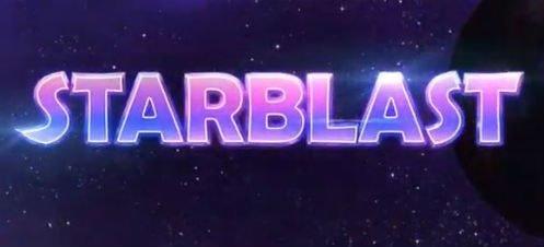 starblast casino slot logo