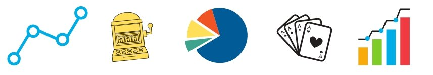 Statistik för Online Casinos