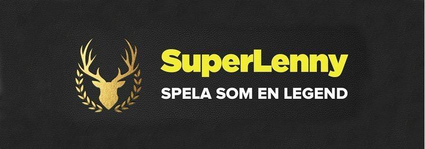 SuperLenny håller turneringar för de bästa spelen