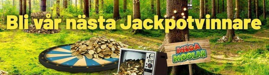 Sweden casino jackpotvinnare