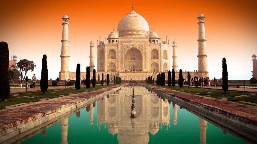 Res till Taj Mahal med NetEnts nya kampanj