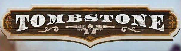 Tombstone slot logo