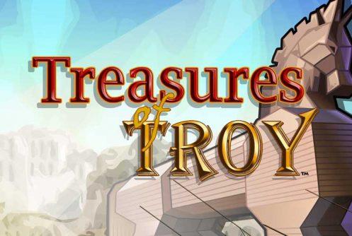 Treasures of Troy Slots - Spela IGT spelautomater gratis