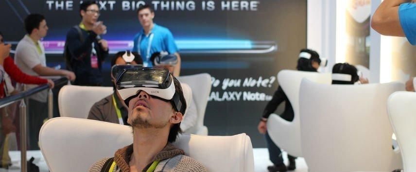VR kan vara nästa stora grej inom casino