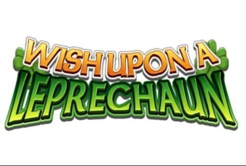 Logotyp från Wish Upon a Leprechaun Megaways